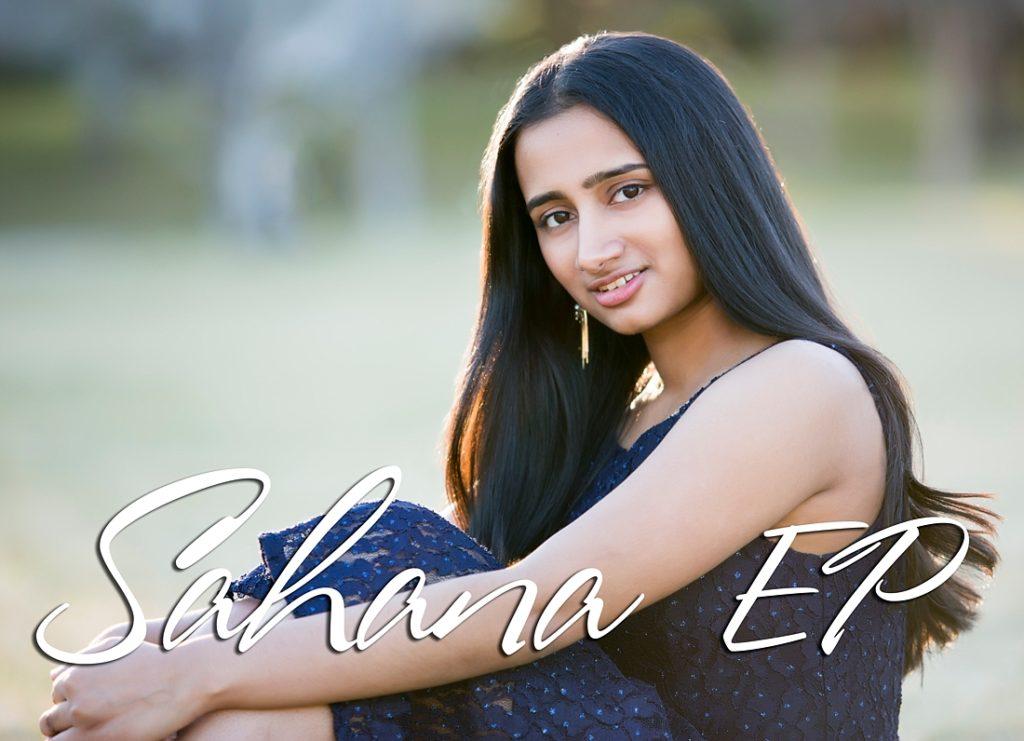 Sahana's Debut EP
