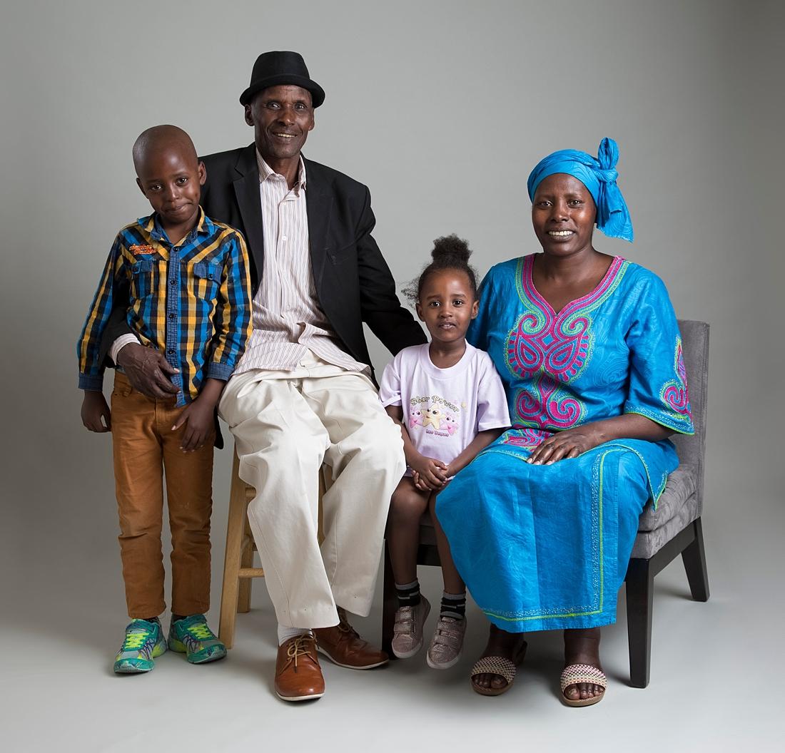 The Masozera Family